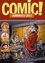 Das COMIC!-Jahrbuch 2013