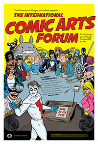 Comic Arts Forum