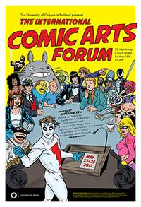 Comic Arts Forum