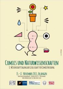 Comics und Naturwissenschaften