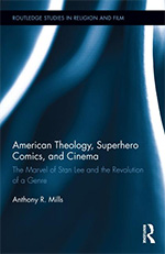 American Theology, Superhero Comics and Cinema