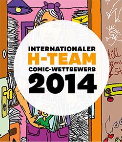Comicwettbewerb H-Team