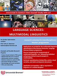 Master Multimodale Linguistik 2014