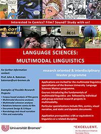 Master Multimodale Linguistik 2014