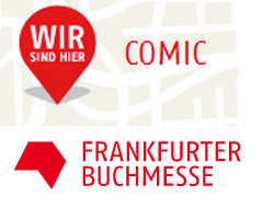 Buchmesse Comic