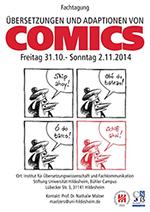 Übersetzung und Adaptionen von Comics