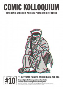 Poster_Comic Kolloquium Hamburg