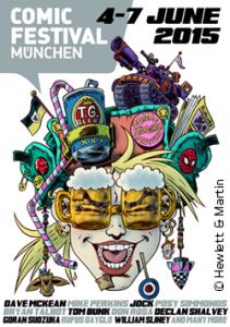 Poster_Comicfestival München_2015