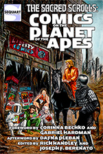 Comics on the Planet of the Apes