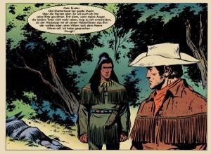 Karl May im Comic