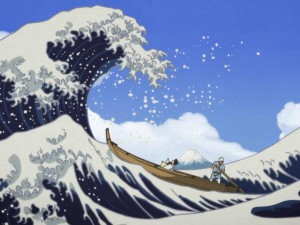 Hokusai x Manga_Hamburg