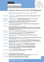 Grahic Novels und ihre Verfilmung