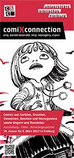 ComiXconnection Flyer