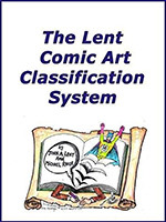 The Lent Comic Art Classification System