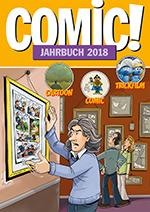COMIC!-Jahrbuch 2018