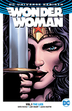 Wonder Woman (Rebirth) Band 1: The Lies